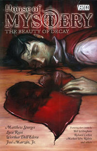 Cover Thumbnail for House of Mystery (DC, 2008 series) #4 - The Beauty of Decay