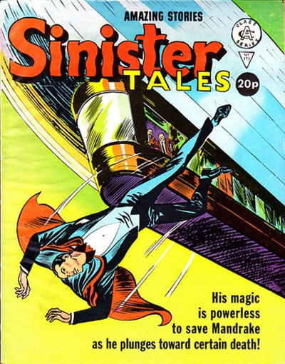 Cover for Sinister Tales (Alan Class, 1964 series) #173