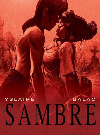 Cover for Sambre (Egmont Polska, 2006 series)