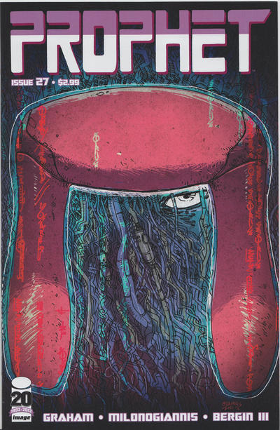 Cover for Prophet (Image, 2012 series) #27
