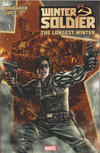 Cover for Winter Soldier (Marvel, 2012 series) #1 - The Longest Winter