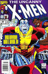 Cover Thumbnail for The Uncanny X-Men (1981 series) #302 [Newsstand Edition ]