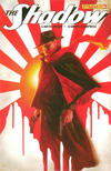 Cover for The Shadow (Dynamite Entertainment, 2012 series) #5 [Cover A - Alex Ross]