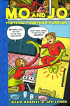 Cover for Mo and Jo Fighting Together Forever (RAW Junior, 2008 series)
