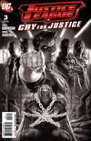 Cover Thumbnail for Justice League: Cry for Justice (2009 series) #3 [2nd Printing]