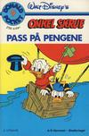 Cover for Donald Pocket (Hjemmet / Egmont, 1968 series) #9 - Onkel Skrue, pass på pengene [2. opplag]