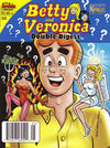 Cover for Betty and Veronica Double Digest Magazine (Archie, 1987 series) #205 [Newsstand]