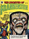 Cover for Frankenstein Comics (Arnold Book Company, 1953 series) #5
