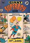 Cover for Giant Superboy Album (K. G. Murray, 1965 series) #1