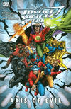 Cover for Justice Society of America: Axis of Evil (DC, 2010 series)