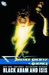 Cover for Justice Society of America: Black Adam and Isis (DC, 2010 series)