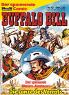 Cover for Buffalo Bill (Bastei Verlag, 1982 series) #13
