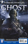Cover for Modern Warfare 2: Ghost (DC, 2010 series) #1 [Infinity Ward's Videogame Artwork Variant Cover]