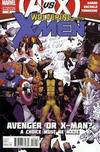 Cover Thumbnail for Wolverine & the X-Men (2011 series) #9 [2nd Printing Variant]