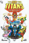 Cover for The New Teen Titans Omnibus (DC, 2011 series) #1