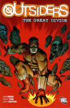 Cover for Outsiders: The Great Divide (DC, 2011 series)