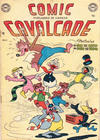 Cover for Comic Cavalcade (Simcoe Publishing & Distribution, 1950 series) #37