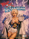 Cover for Miss Adventure (Fantagraphics, 1997 series)