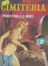 Cover for Cimiteria (Edifumetto, 1977 series) #116