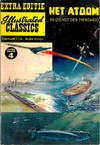 Cover for Illustrated Classics Extra Editie (Classics/Williams, 1959 series) #4 - Het atoom