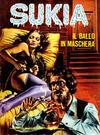 Cover for Sukia (Edifumetto, 1978 series) #35