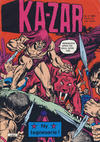 Cover for Ka-Zar (Atlantic Forlag, 1983 series) #2/1983