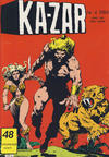 Cover for Ka-Zar (Atlantic Forlag, 1983 series) #4/1984