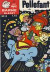 Cover for Pellefant & Co (Illustrerte Klassikere / Williams Forlag, 1965 series) #8