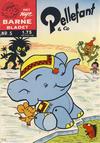 Cover for Pellefant & Co (Illustrerte Klassikere / Williams Forlag, 1965 series) #5