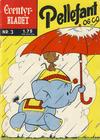 Cover for Pellefant & Co (Illustrerte Klassikere / Williams Forlag, 1965 series) #3