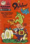 Cover for Pellefant & Co (Illustrerte Klassikere / Williams Forlag, 1965 series) #2