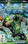 Cover for Green Lantern (DC, 2011 series) #13 [Direct Sales]