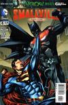 Cover for Smallville Season 11 (DC, 2012 series) #6