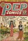 Cover for Pep Comics (H. John Edwards, 1951 series) #26
