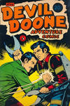 Cover for Devil Doone Adventure Comic (K. G. Murray, 1962 ? series) #44