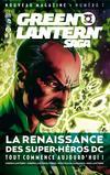 Cover for Green Lantern Saga (Urban Comics, 2012 series) #1