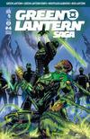 Cover for Green Lantern Saga (Urban Comics, 2012 series) #4