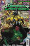 Cover for Green Lantern (Editorial Televisa, 2012 series) #3
