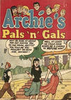 Cover for Archie's Pals 'n' Gals (H. John Edwards, 1950 ? series) #3