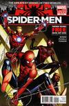 Cover for Spider-Men (Marvel, 2012 series) #5