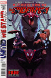 Cover for Ultimate Comics Spider-Man (Marvel, 2011 series) #15