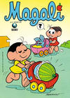 Cover for Magali (Editora Globo S/A, 1989 series) #9
