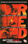 Cover for Red: Better R.E.D. Than Dead (DC, 2011 series)