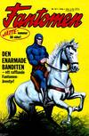 Cover for Fantomen (Semic, 1963 series) #18/1966