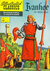 Cover Thumbnail for Illustrated Classics (1956 series) #38 - Ivanhoe [HRN 163]