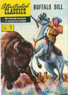 Cover for Illustrated Classics (Classics/Williams, 1956 series) #15 - Buffalo Bill [HRN 134]