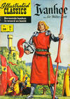 Cover Thumbnail for Illustrated Classics (1956 series) #38 - Ivanhoe [HRN 155]