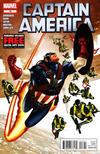 Cover for Captain America (Marvel, 2011 series) #18