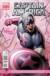 Cover for Captain America (Marvel, 2011 series) #18 [Susan G. Komen Variant]