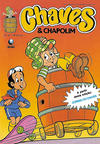 Cover for Chaves & Chapolim (Editora Globo S/A, 1990 series) #12